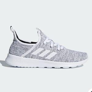 Women's adidas cloudfoam pure mesh sneakers 8.5